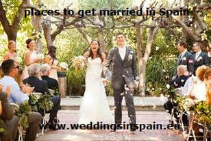 7 Exotic Places To Get Married In Spain